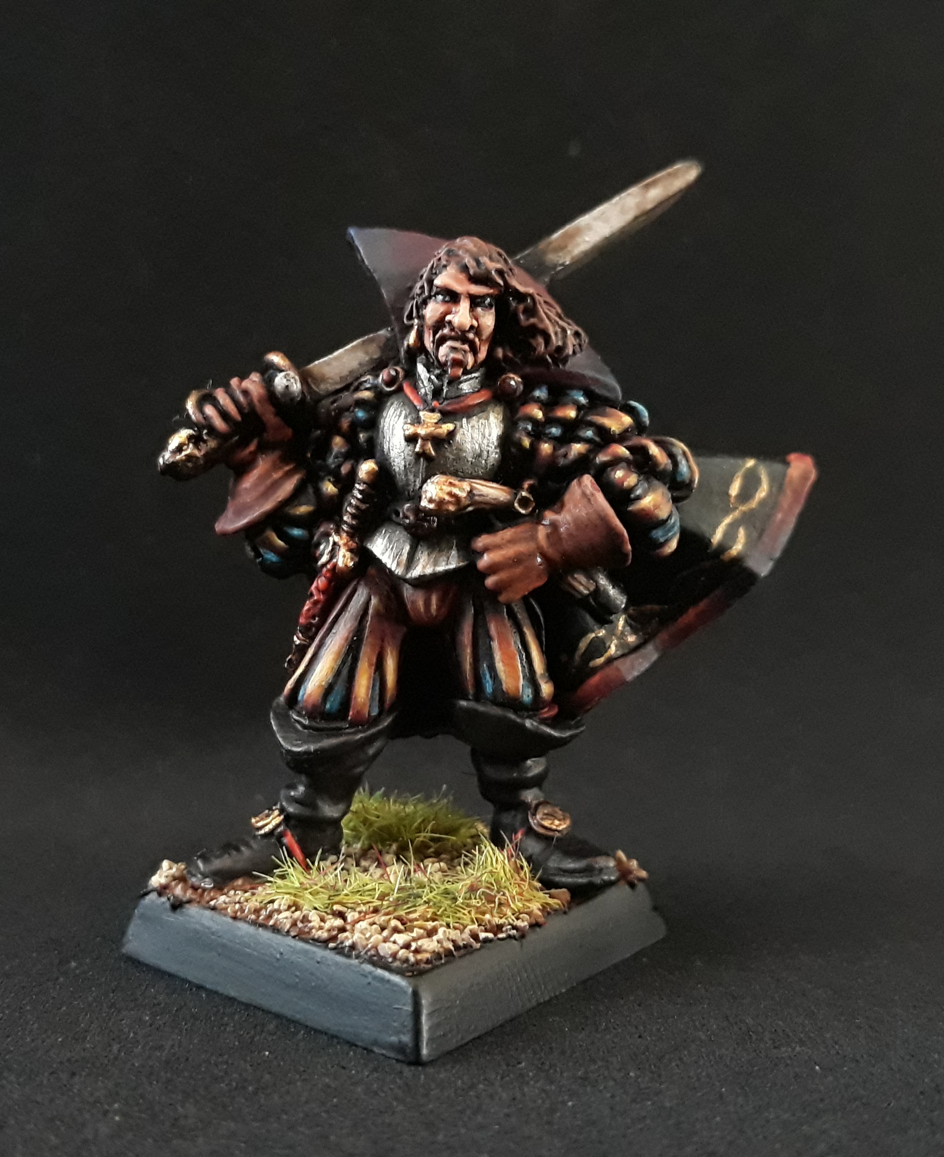 Warhammer Quest Imperial Noble