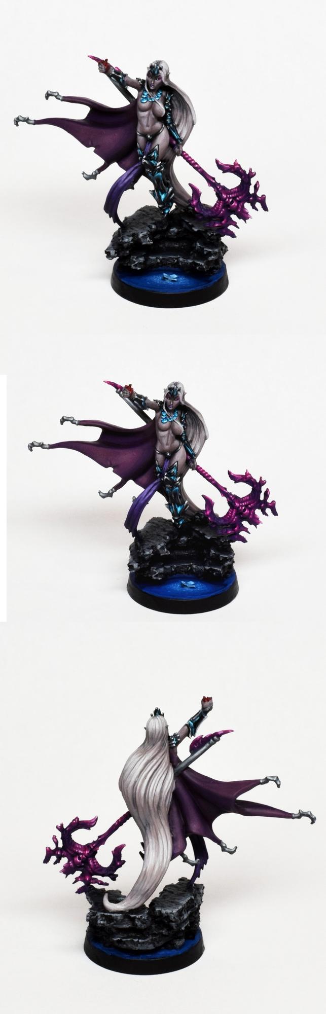 Shiveryah dark elf