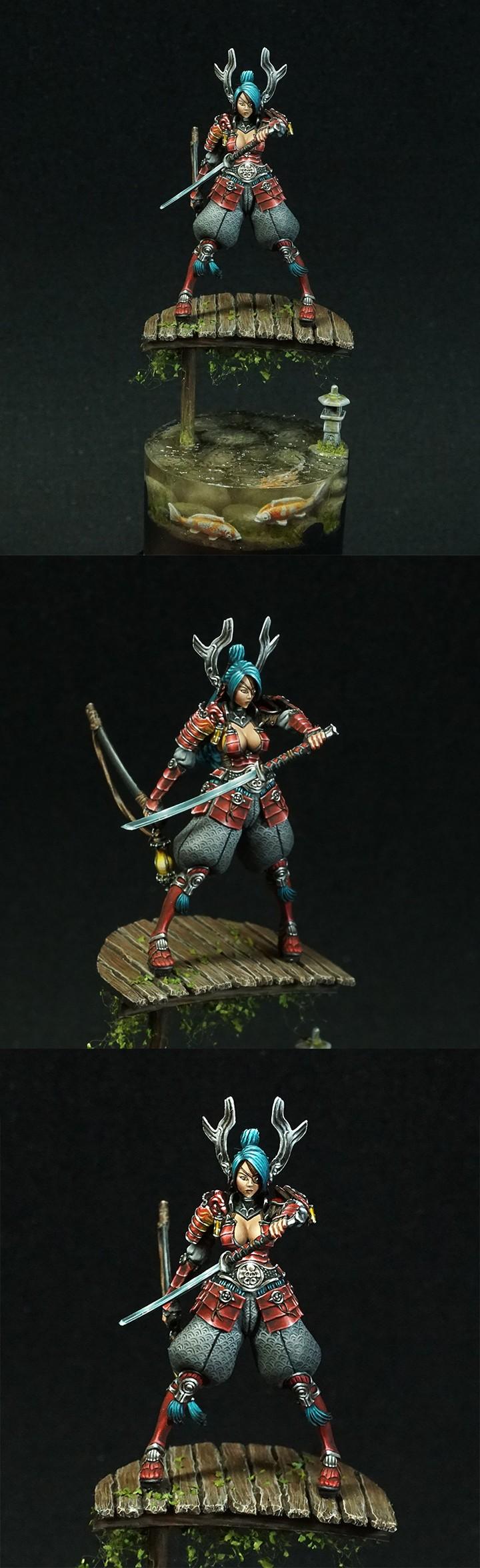 Kanshi-Sha Samurai