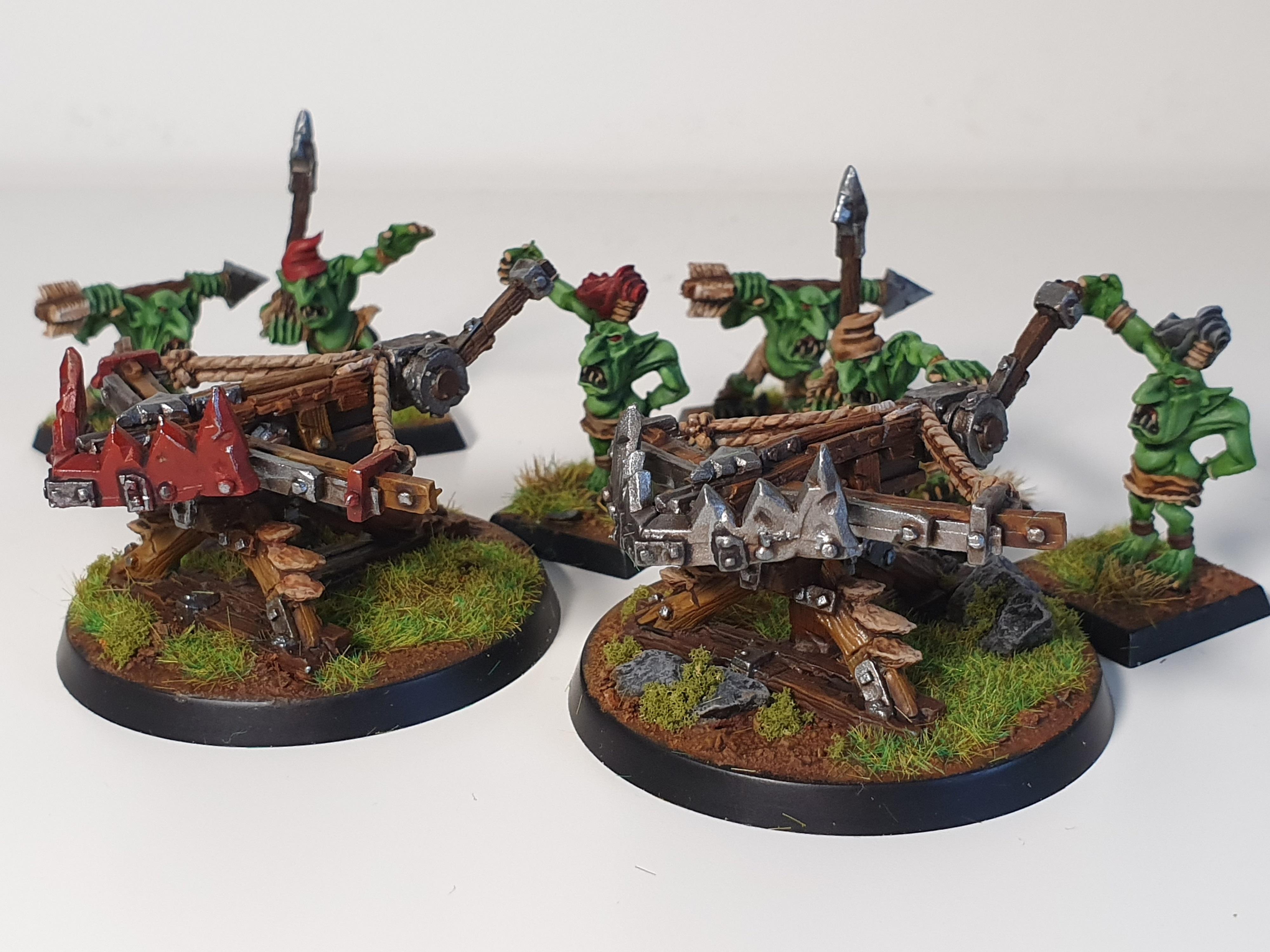Goblin Spear Chukka