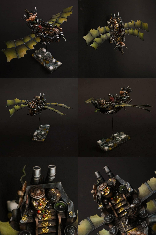 Dwarf Grudgebuster
