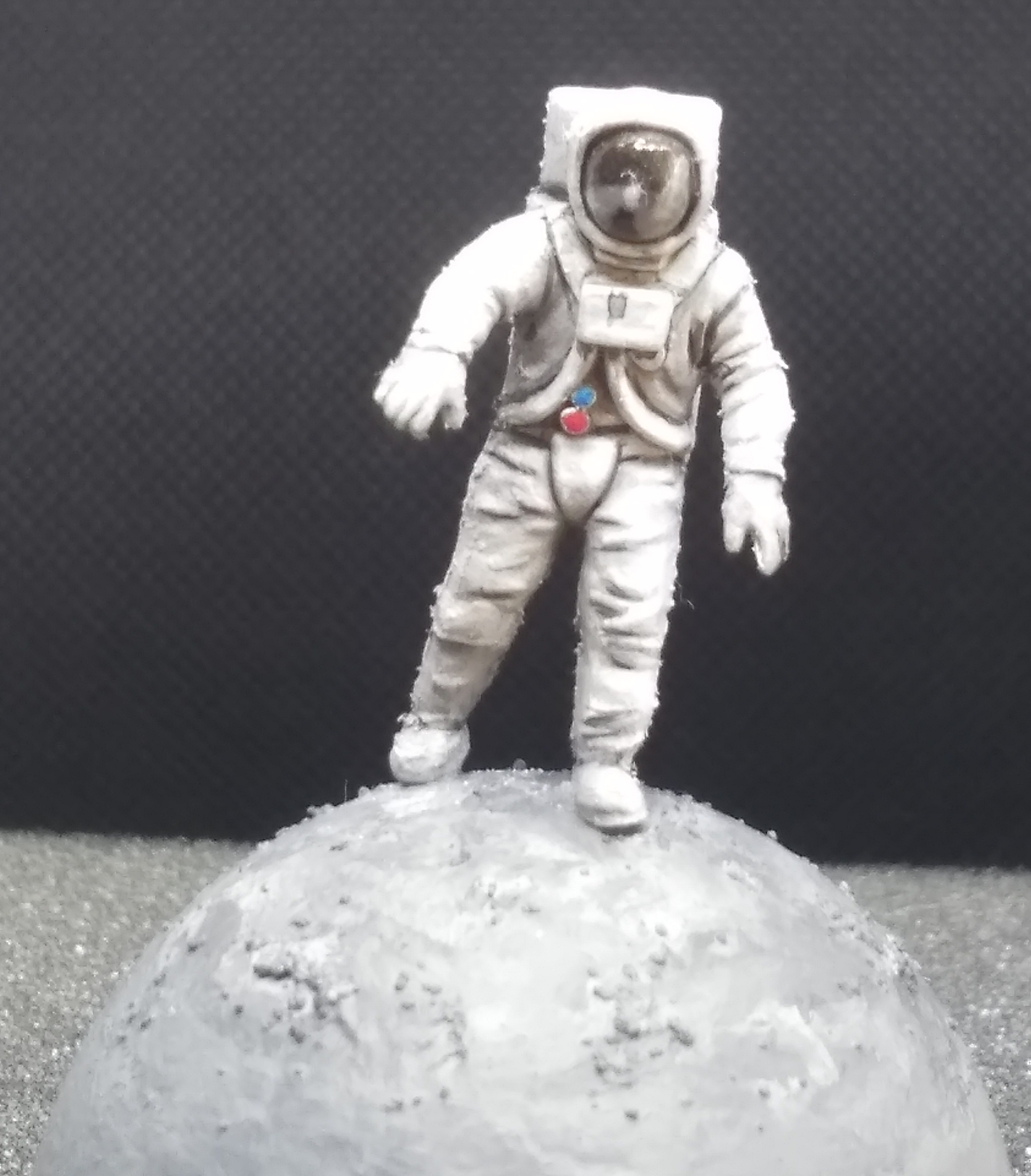 Small  step for this miniature