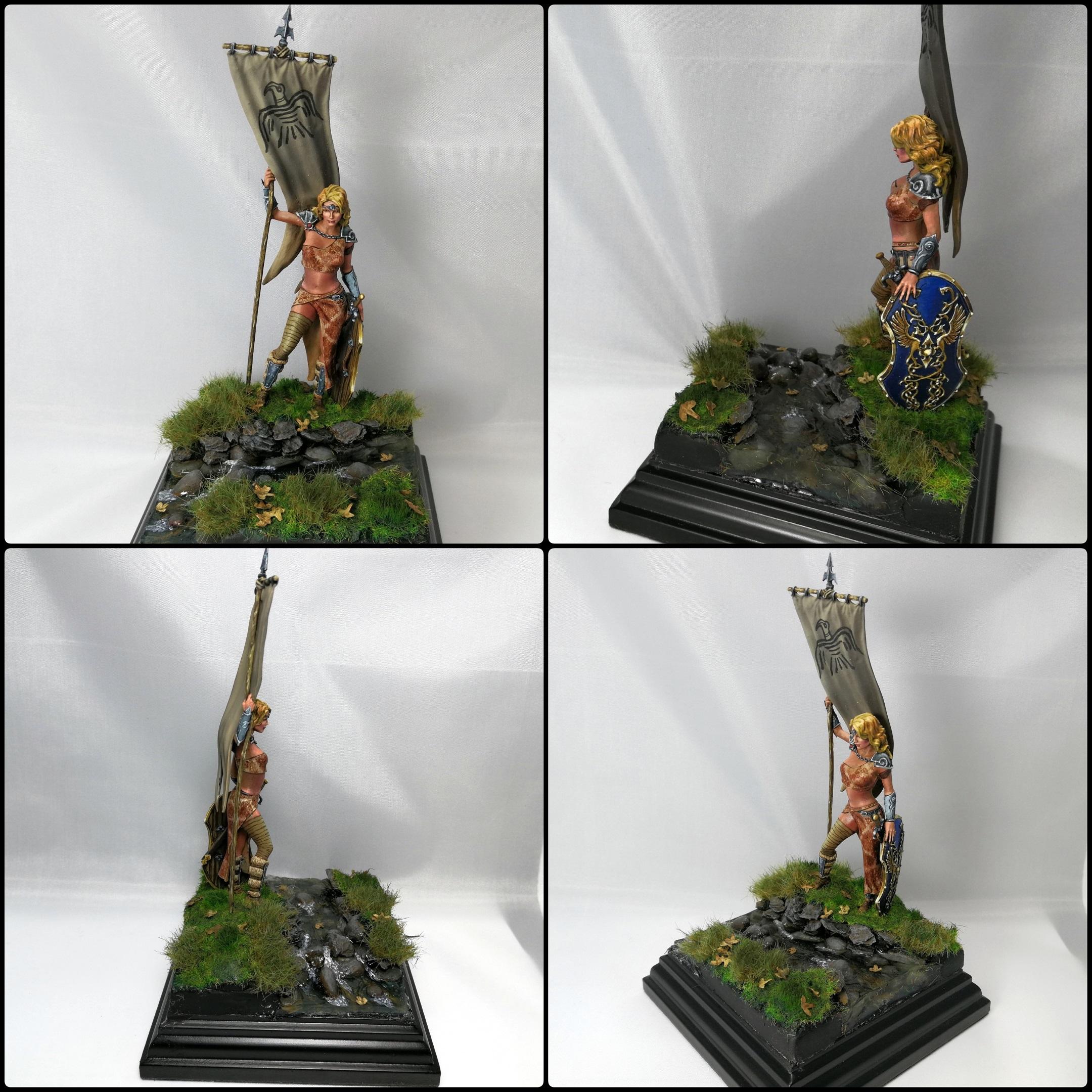 Zoraida by Ares Mythology