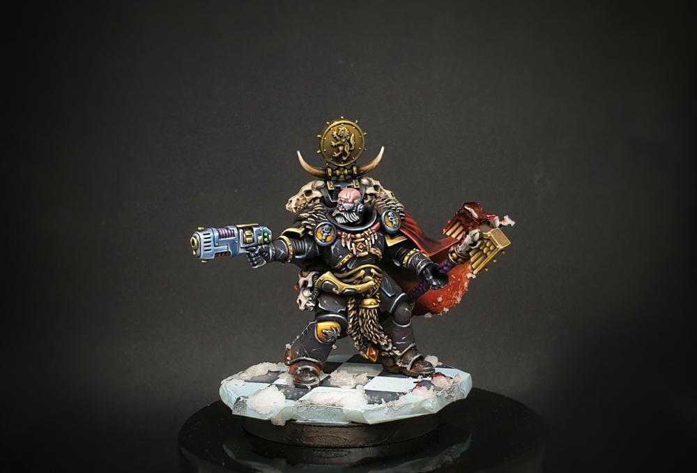 Ulrik The Slayer Primaris Conversion