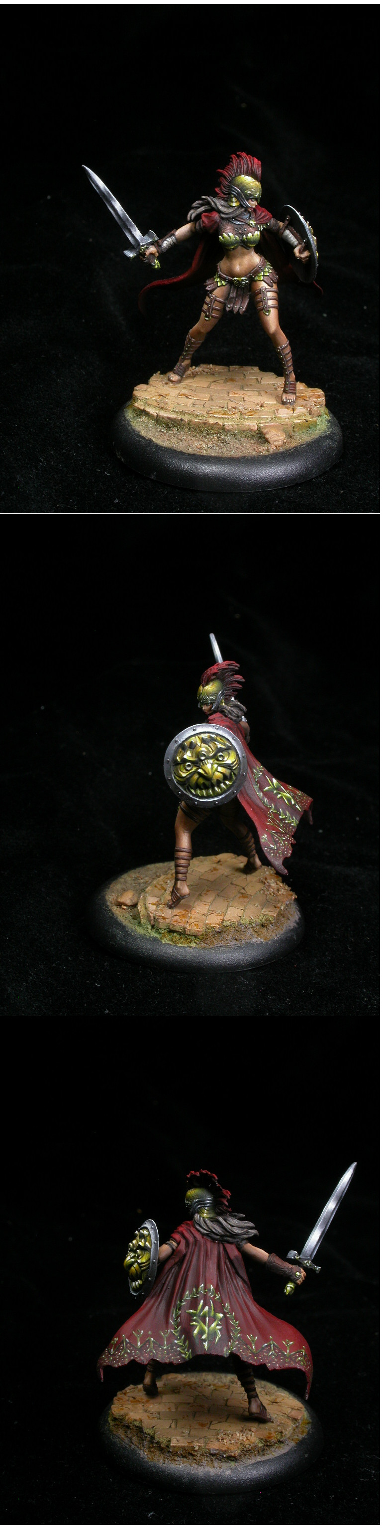 Kingdom Death Gladiator