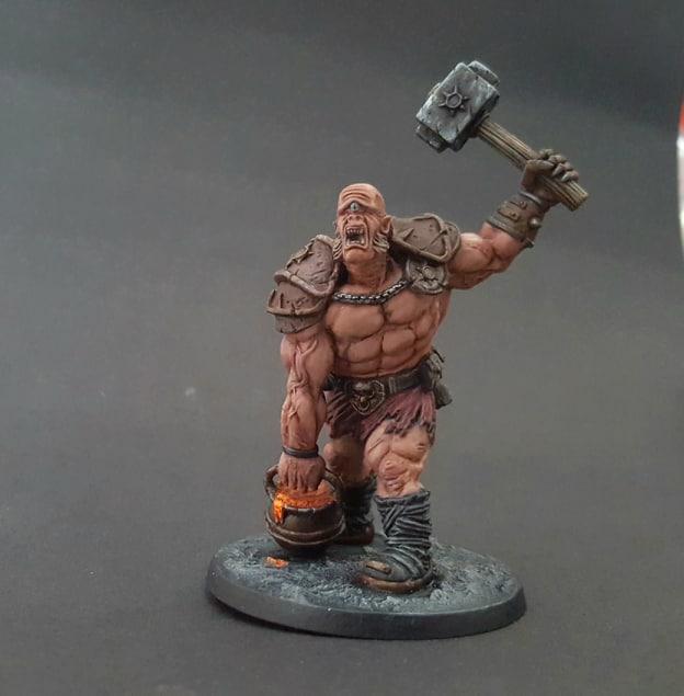 Mythic Battles - Acamas the Cyclops