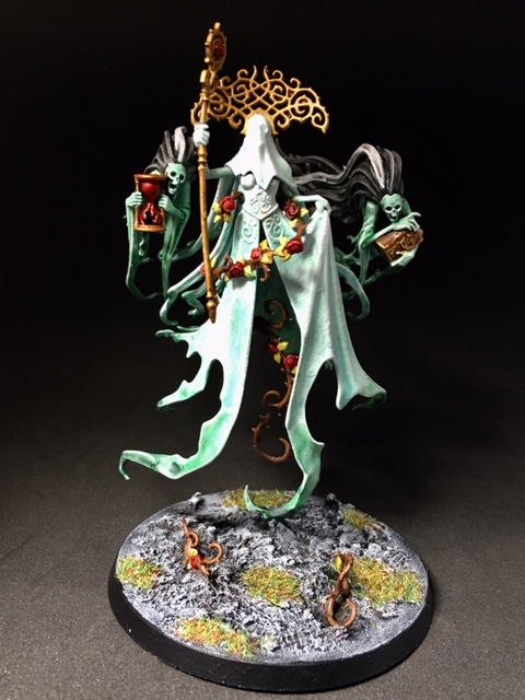LADY OLYNDER NIGHTHAUNT