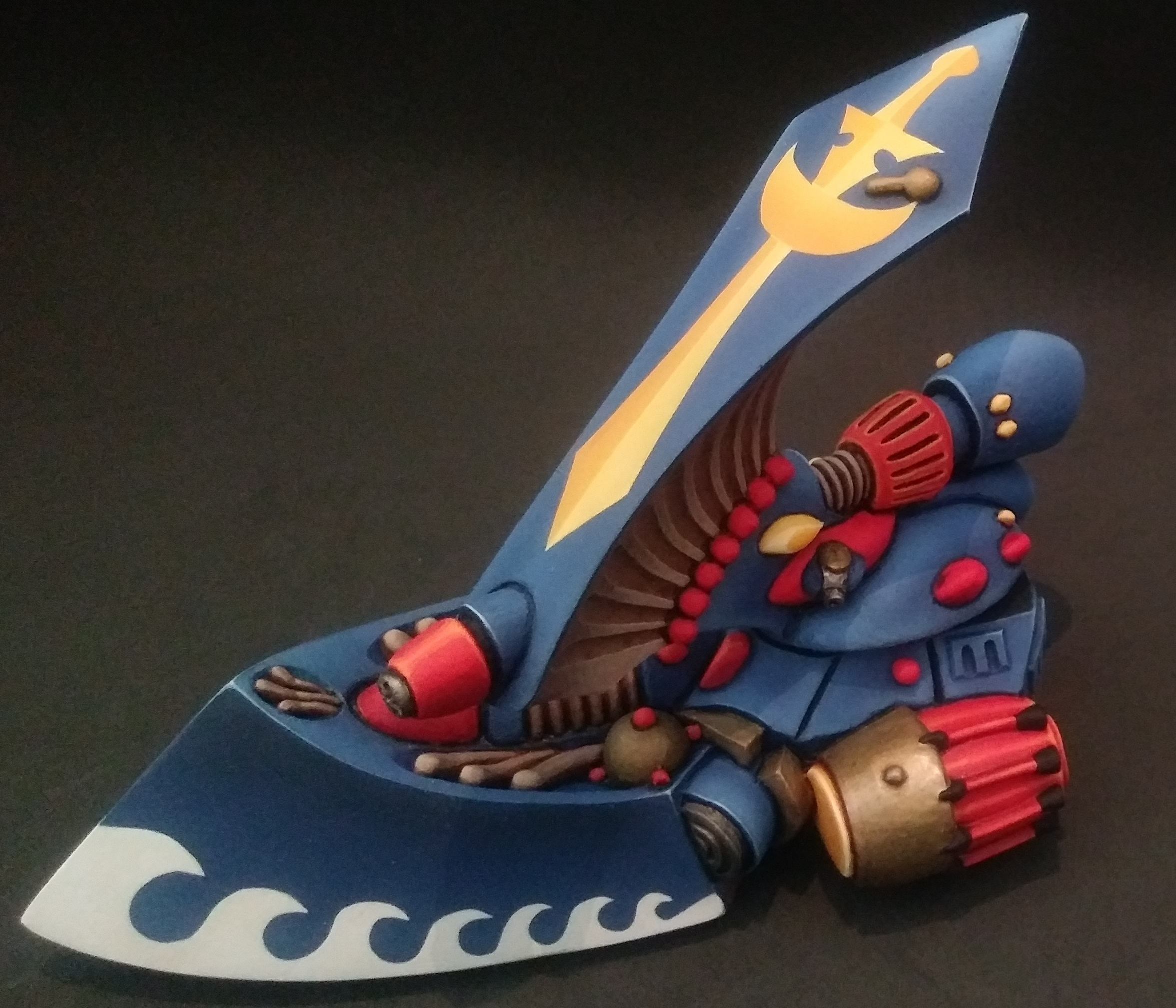 Armorcast Wave serpent