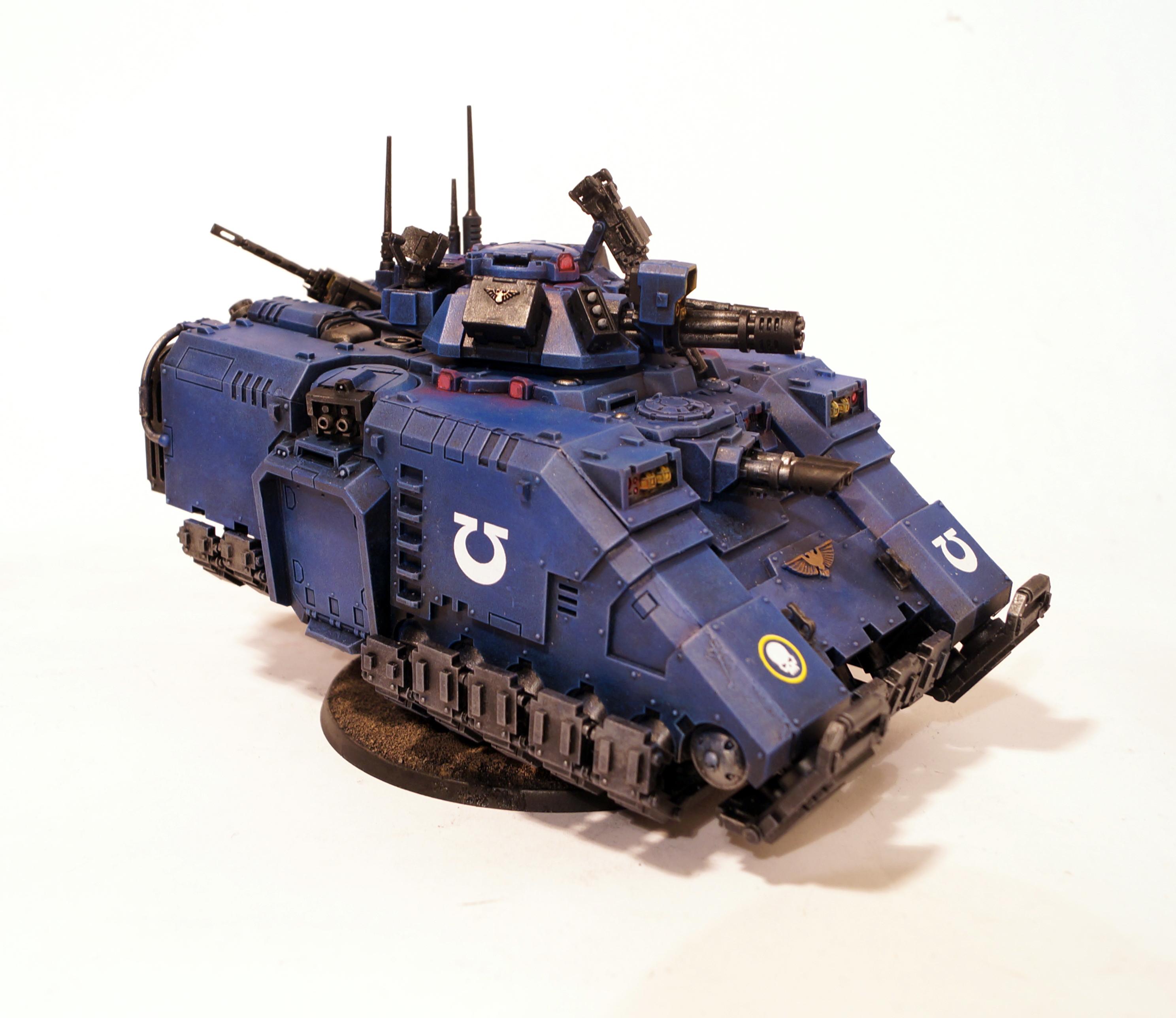 Ultramarines Repulsor