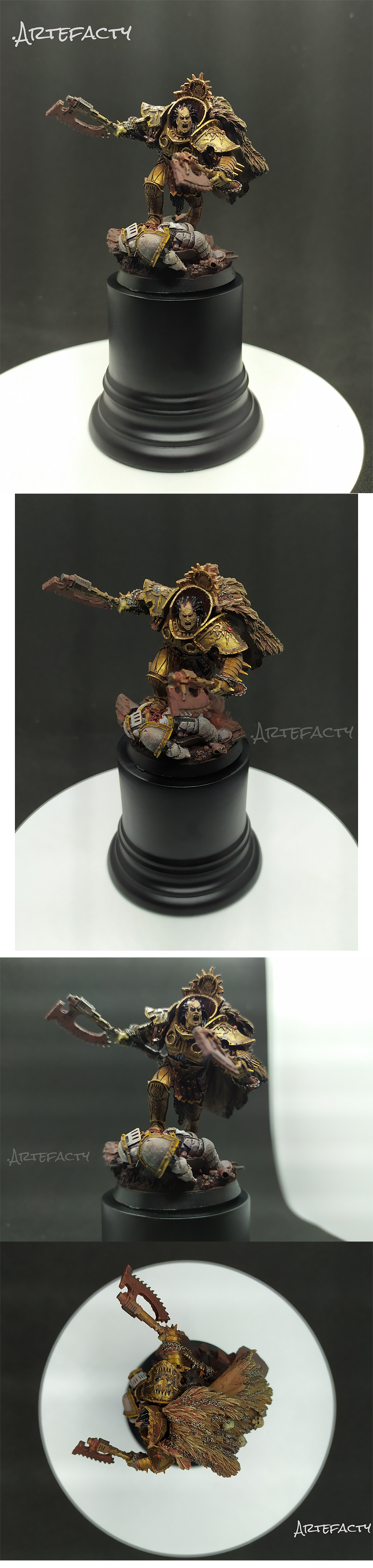[HH] Angron - Primarch of the World Eaters