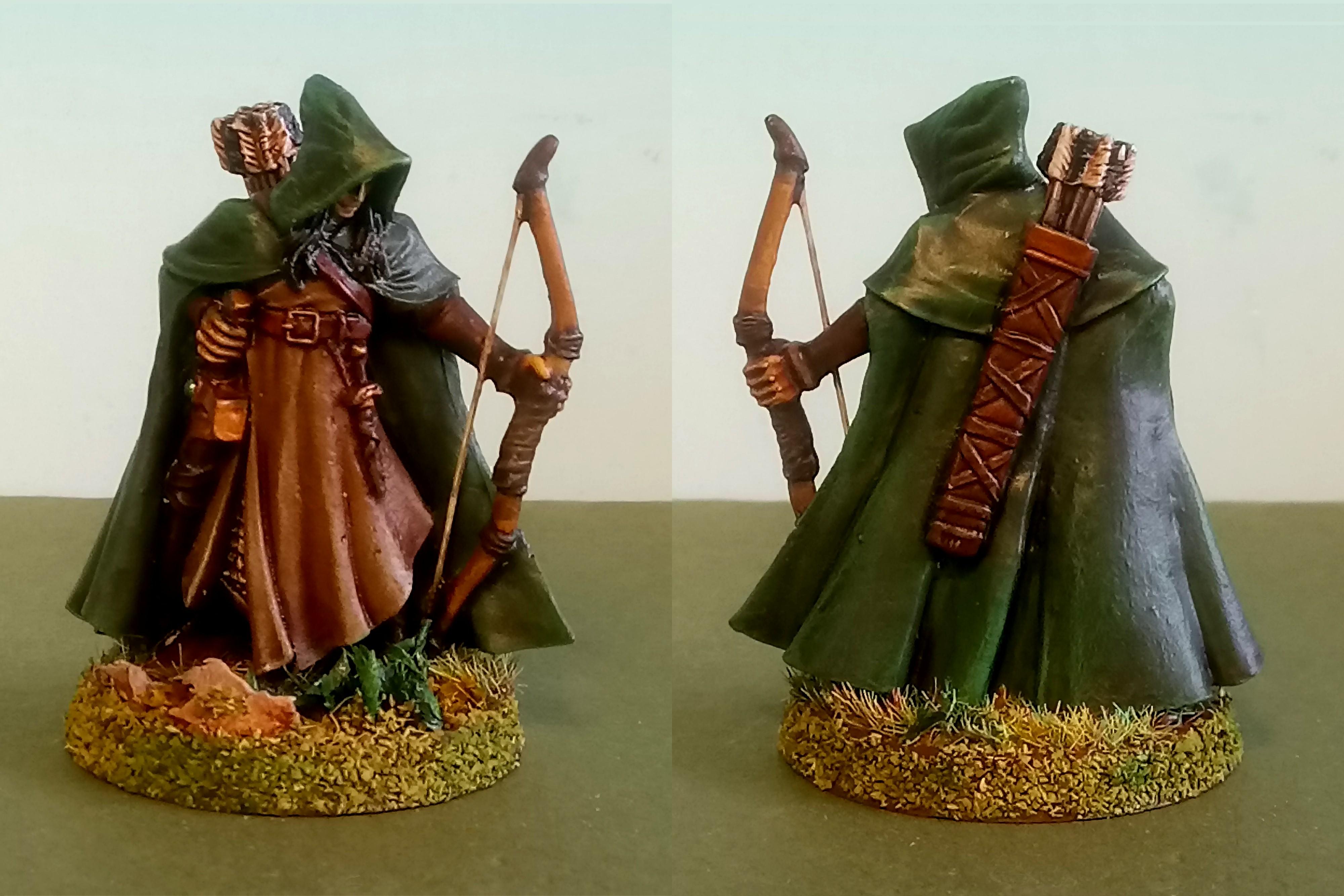 Reaper Miniatures - Arthrand Nightblade, Wood Elf Ranger