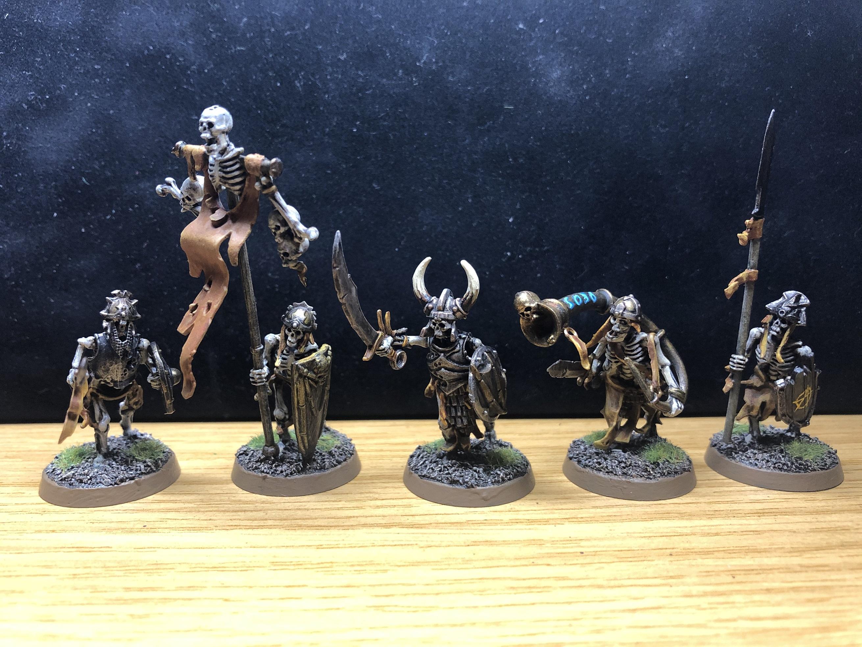 Skeleton Warriors - Revamp
