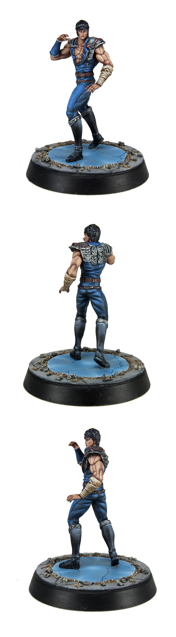 Kenshiro from Fist Of The North Star