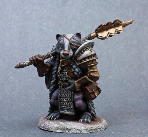 Dark Sword Frothy UK Badger