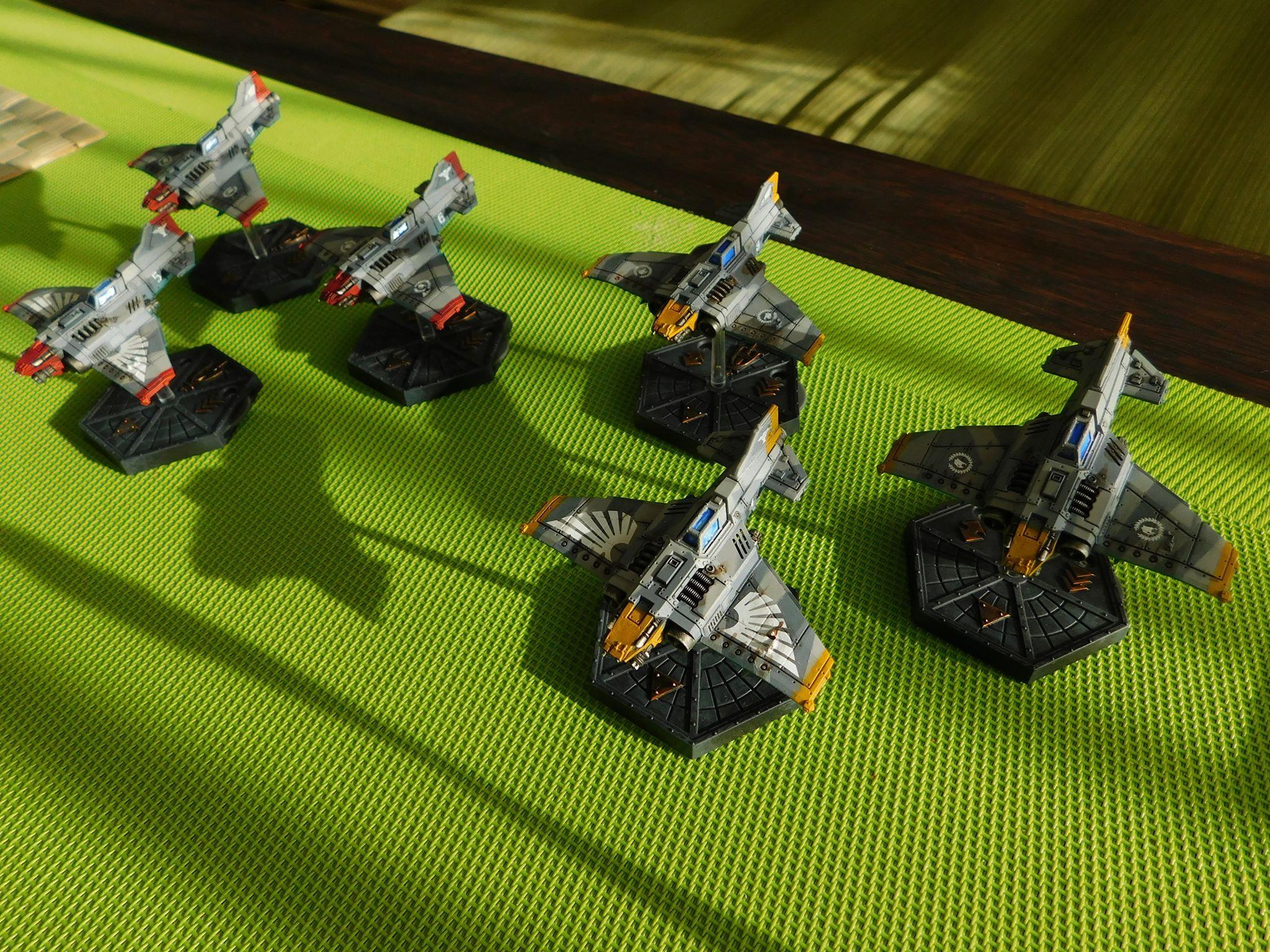 Auronautica Imperialis Thunderbolts