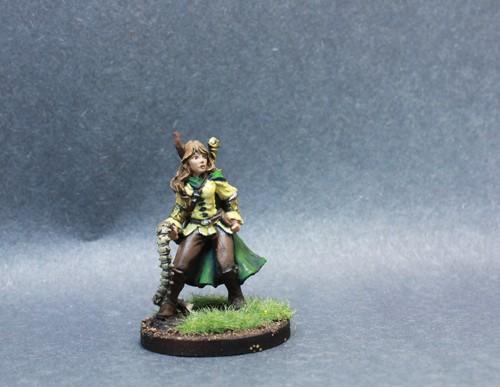 Reaper Amrielle Female Ranger