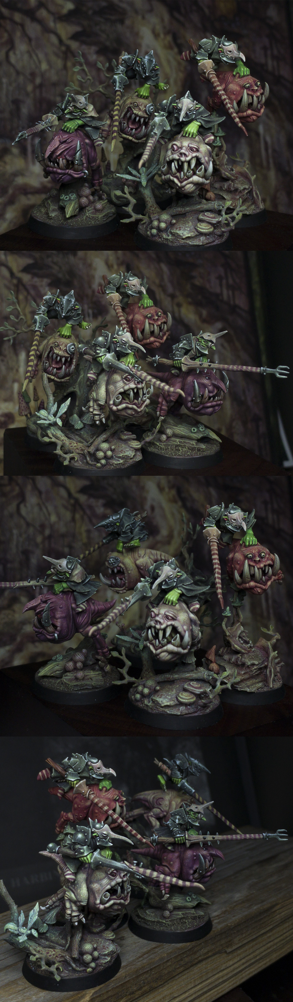 squig hoppers!