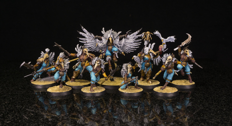 Corvus Cabal (Seagull theme)