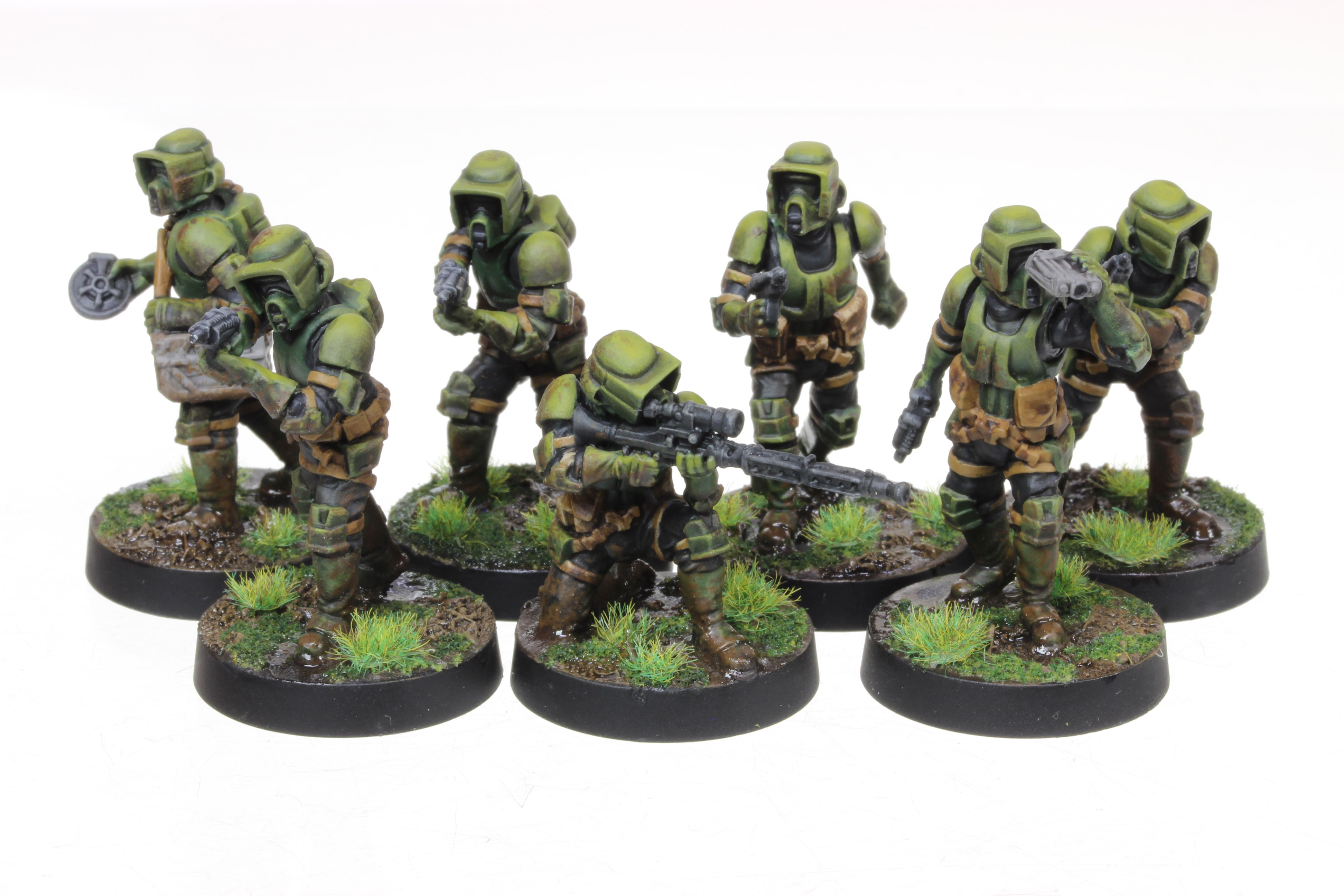 Star Wars: Legion Imperial Scout Troopers