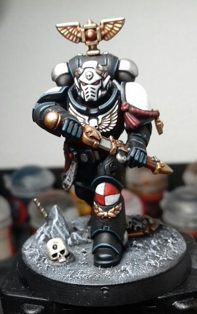 Black Templar Primaris Liutenant
