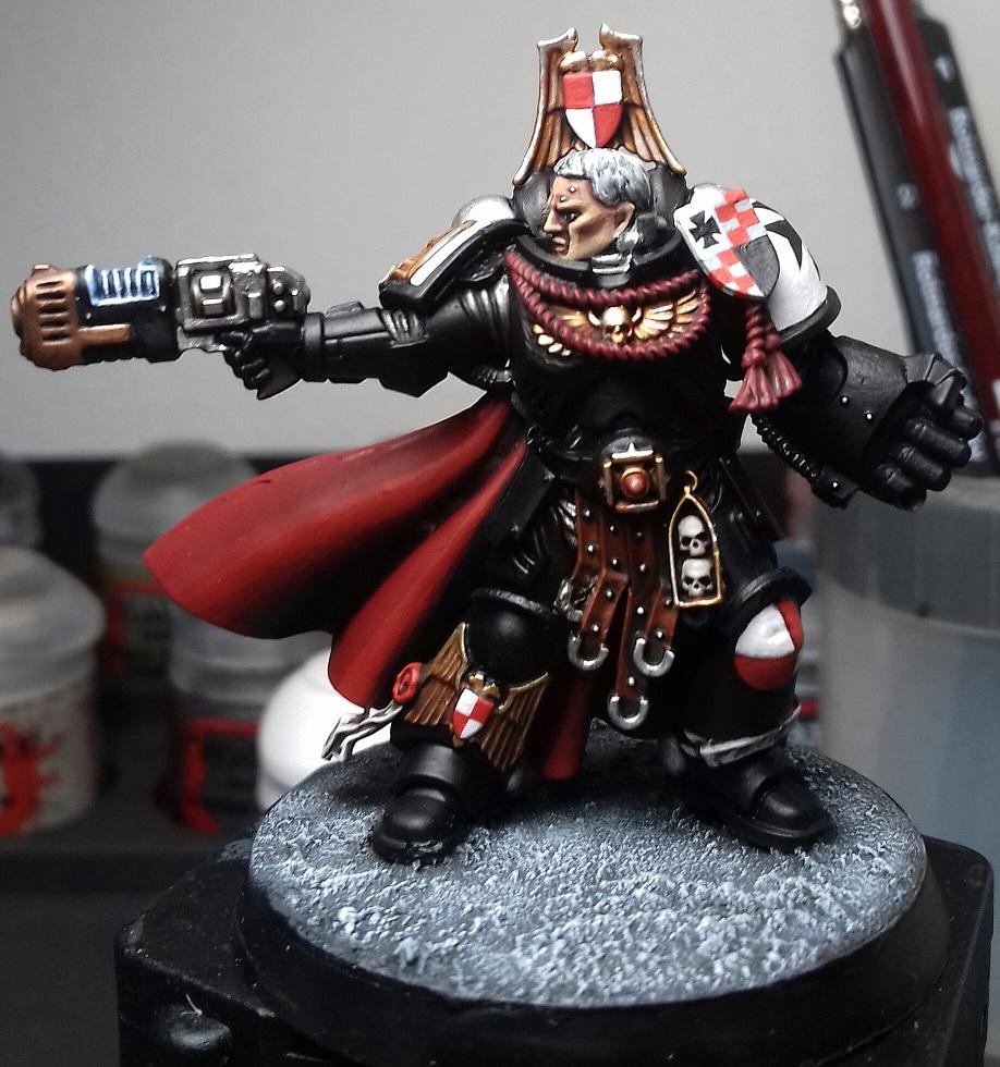 Black Templar Primaris Captain