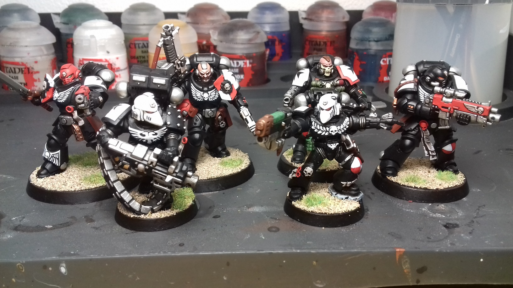 Black Templar Kill Team