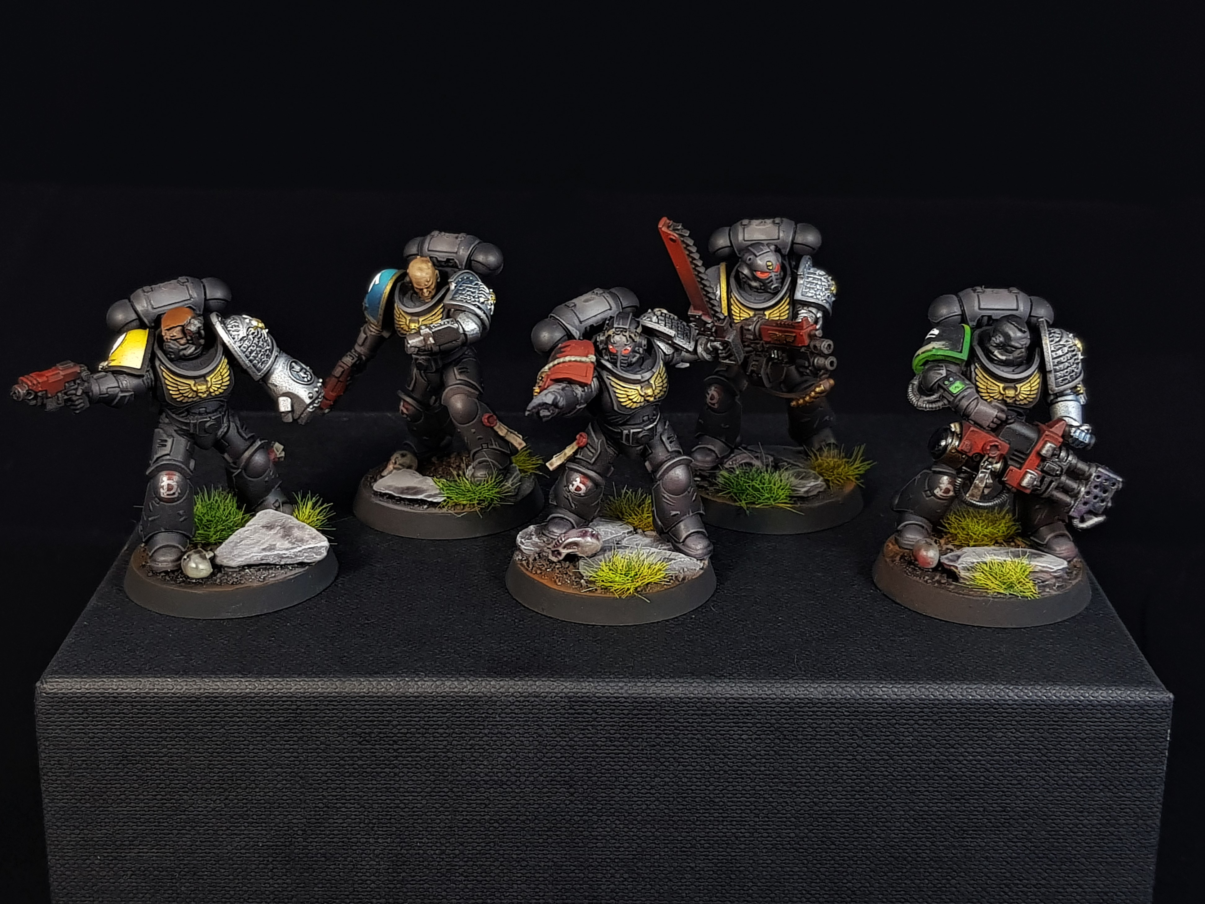 Deathwatch Primaris Kill Team #1