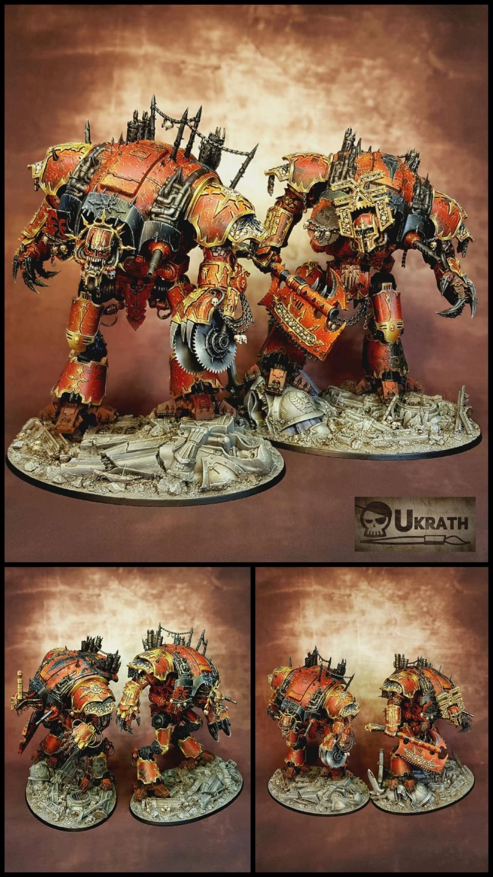 Khorne Chaos Knights
