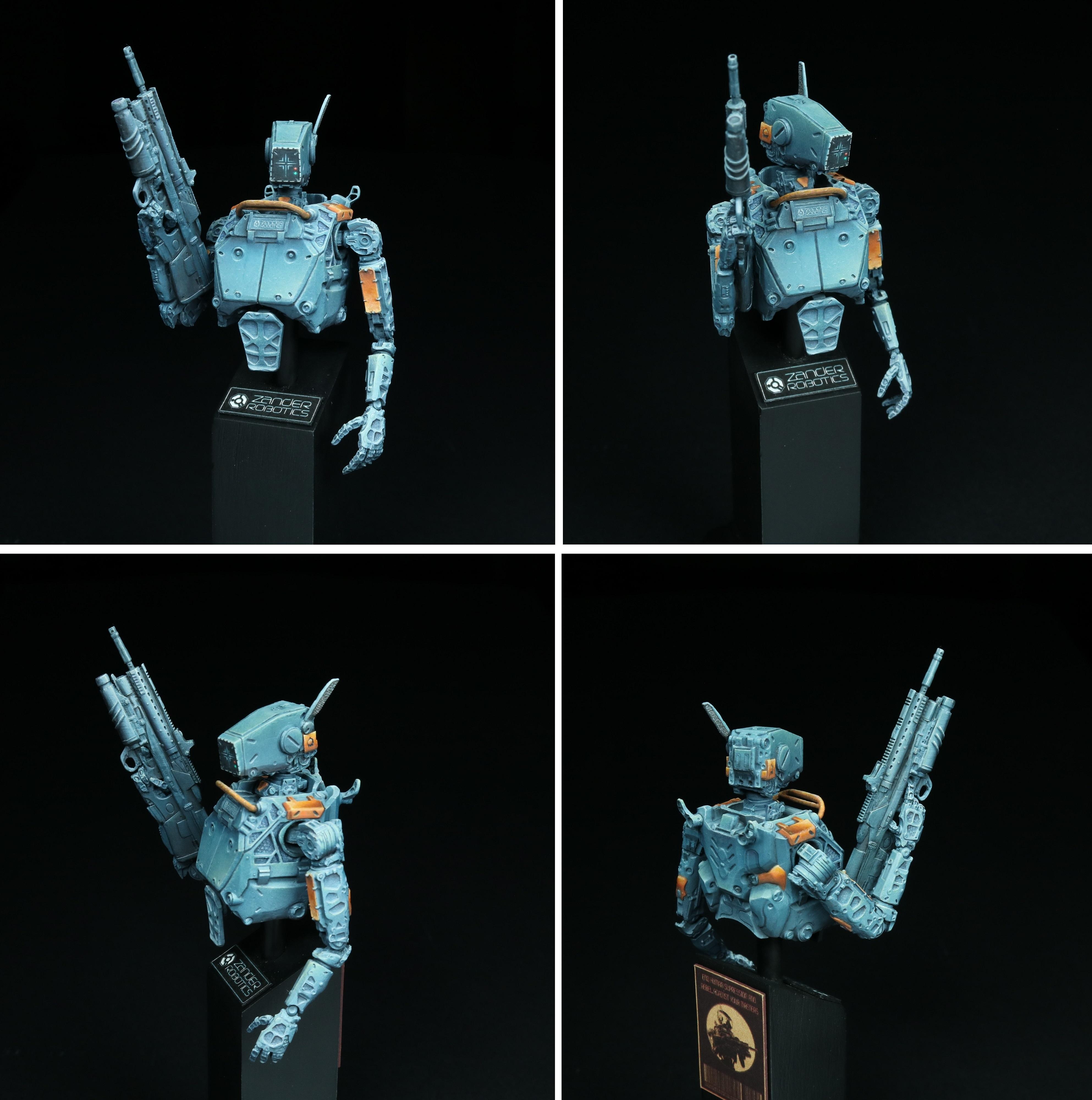 Zander Robotics 101