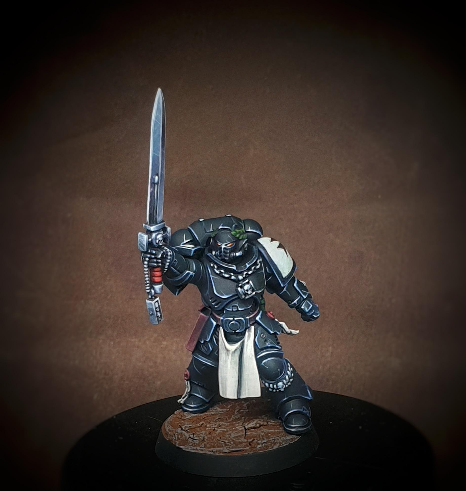 Emperor's Champion Primaris Conversion