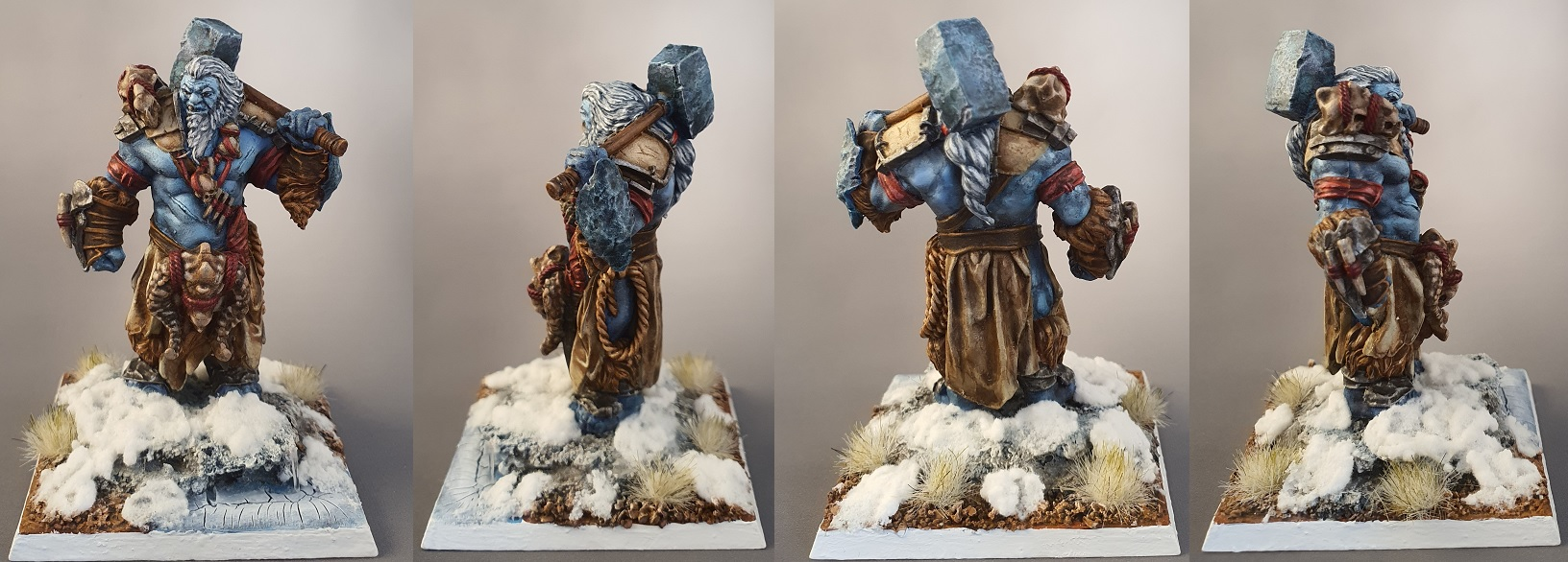 Frost giant / chess king