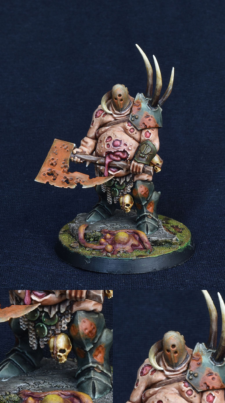 Lord of Plagues update