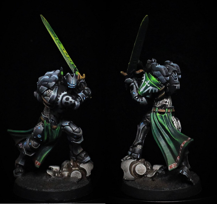 military order Father-Knights(dark angel chaplain ver.)