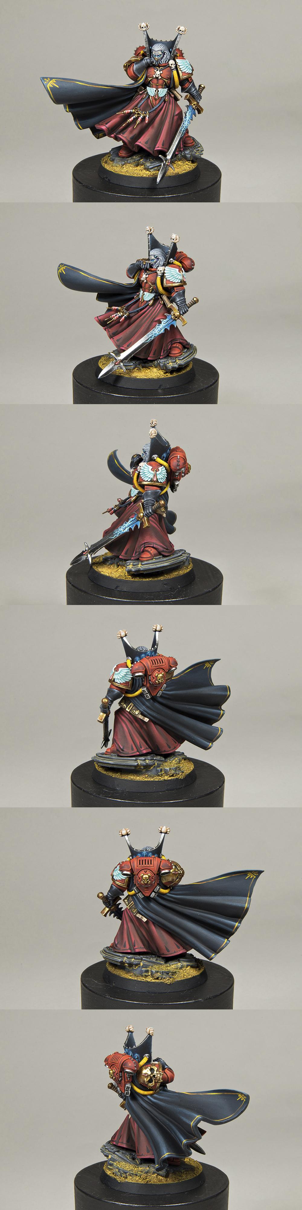 Mephiston, Lord of Death.