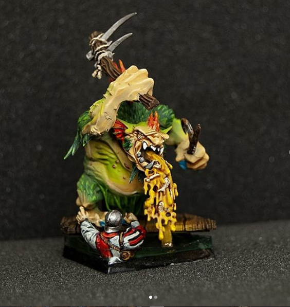 Fellwater Troggoths Warhammer Age of Sigmar