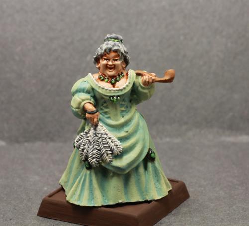 Reaper Dreadmere Madame Delia