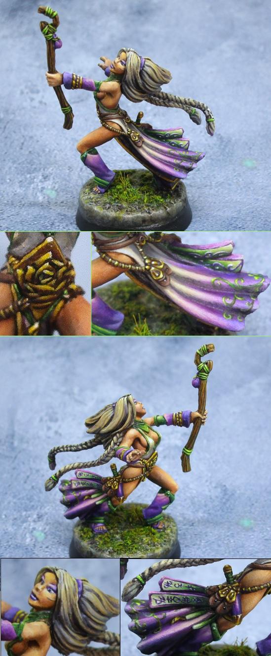 Seoni, Iconic Sorceress (Reaper Bones)
