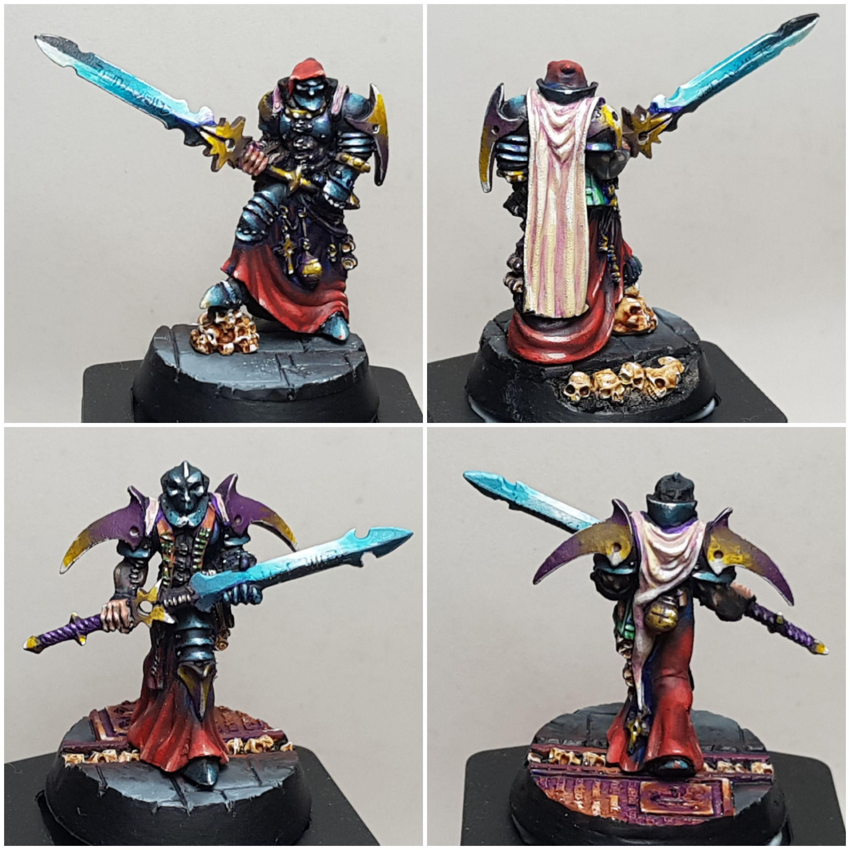 Griffin Inquisitors