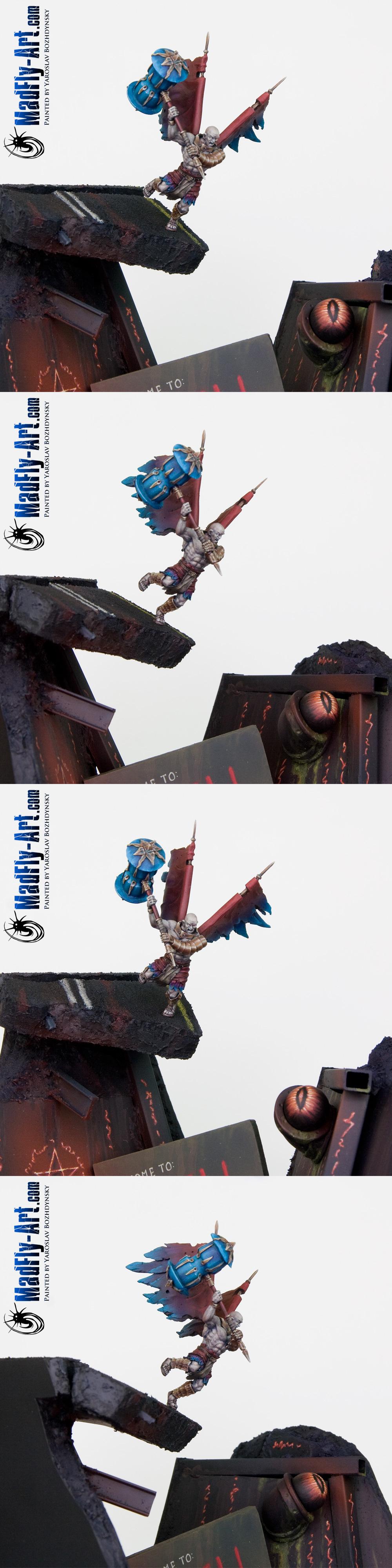 Moloch Diorama (Closeups)
