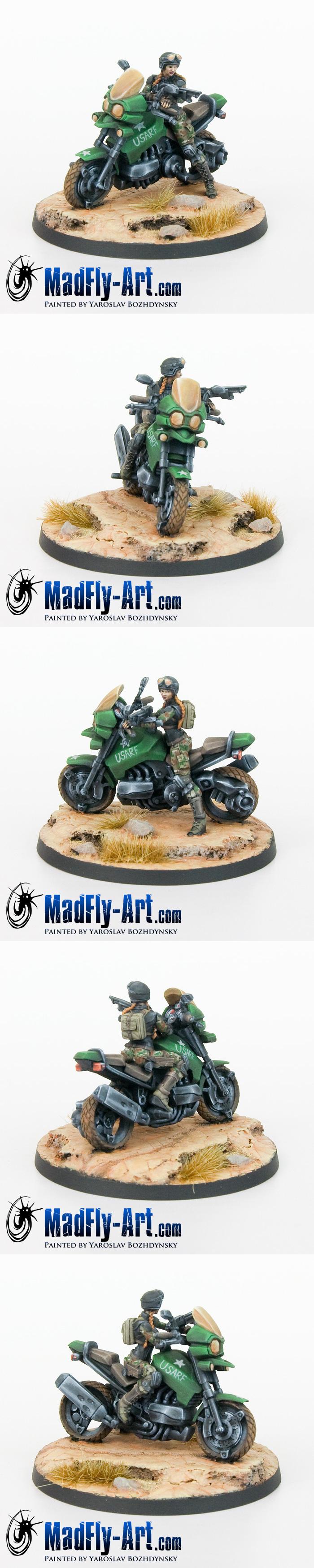 Mavericks, 9th Motorized Recon Bat.