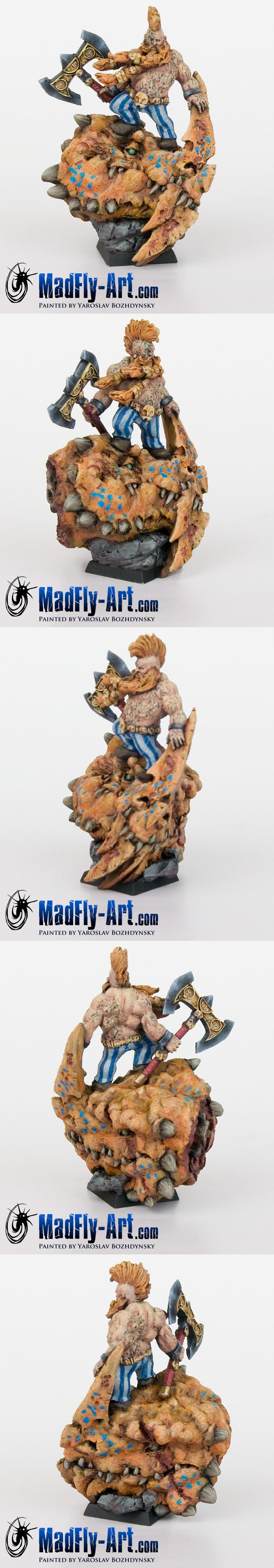 Dwarf Wild Chieftain #3