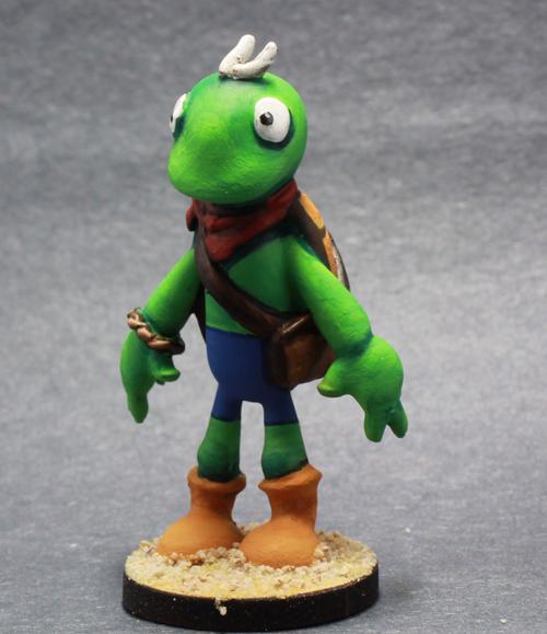 Dungeon Reaper Turtle Traveler