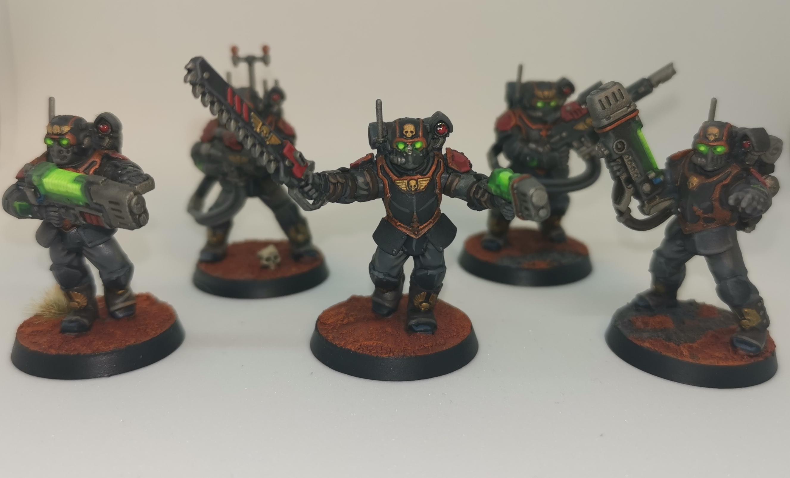 Inquisitorial Scions