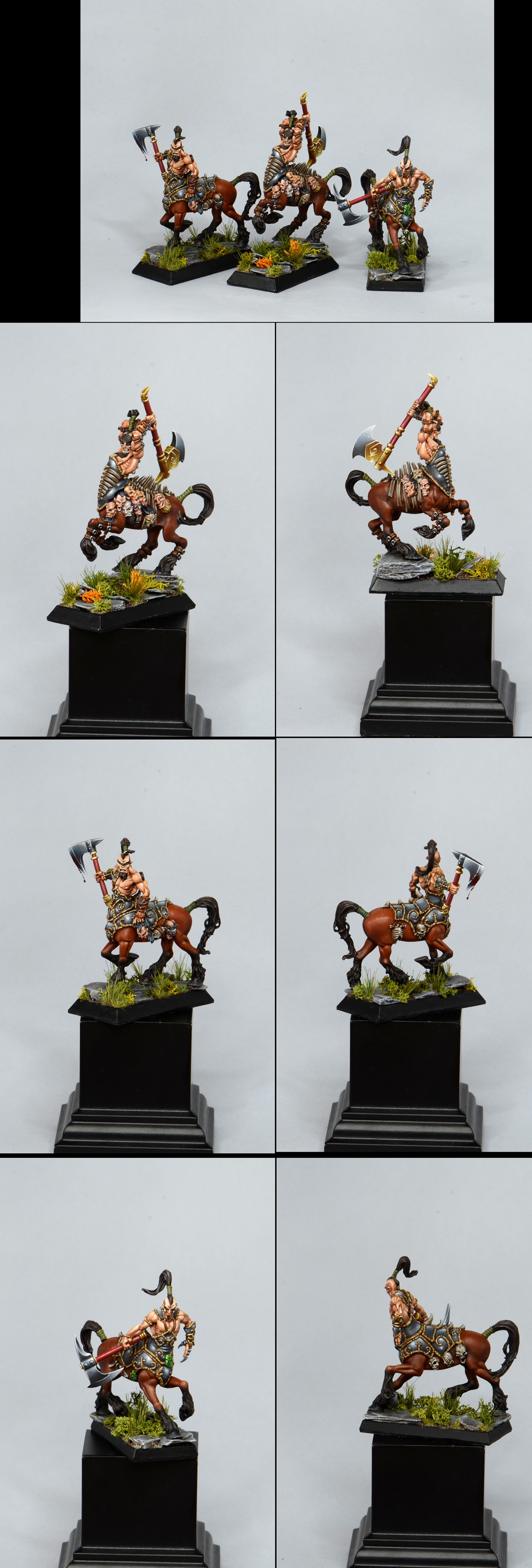Baal and centaurs