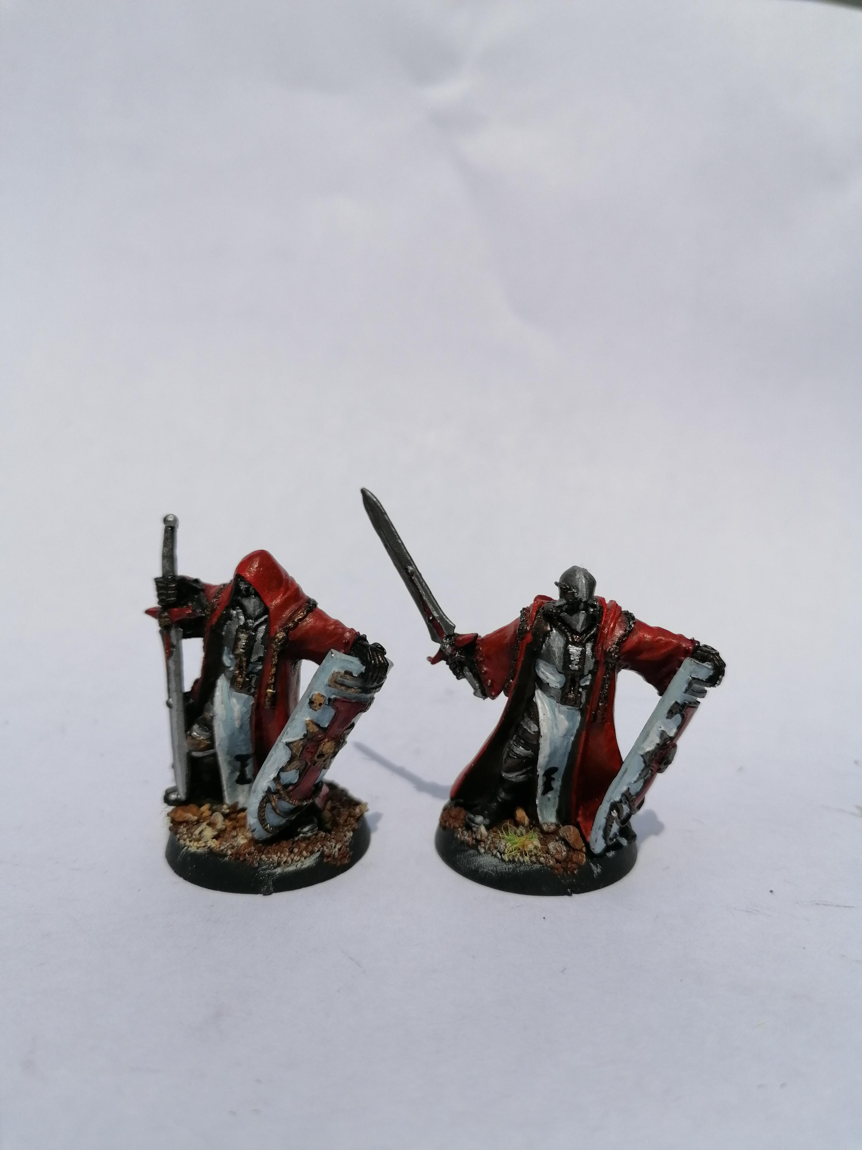 Crusader Henchmen