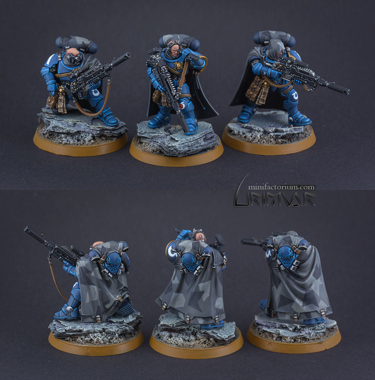 Ultramarine Eliminators
