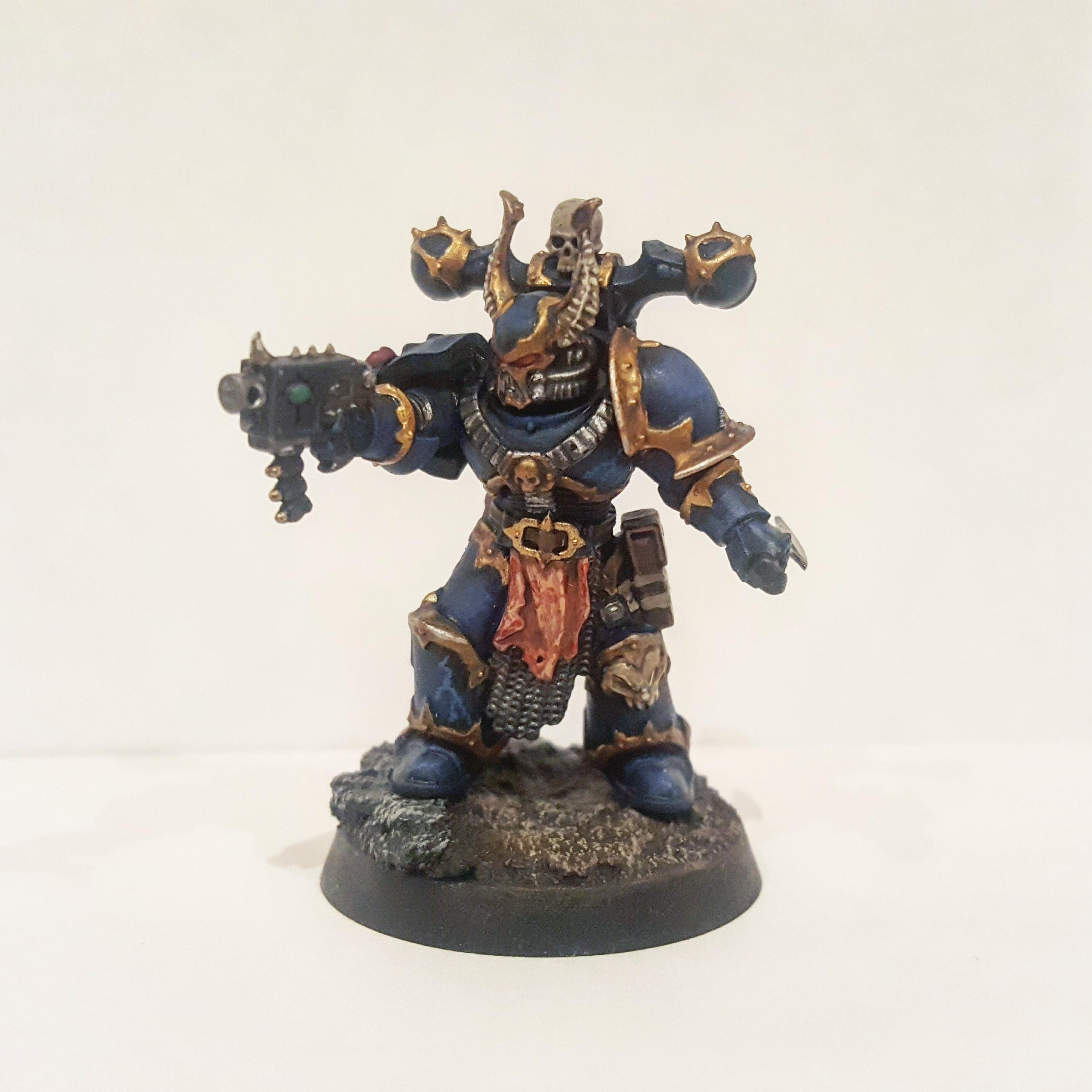 Night Lords Chaos Space Marine