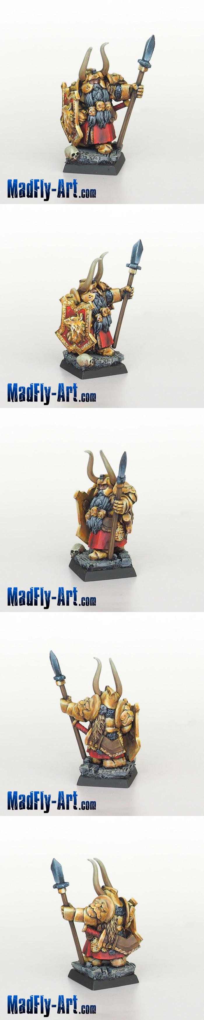 Dwarf Lord Wolfrik