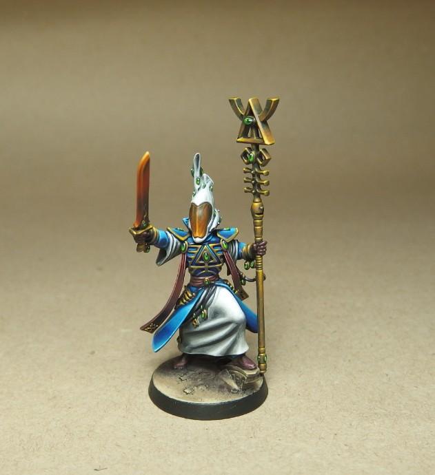 Eldar Spiritseer
