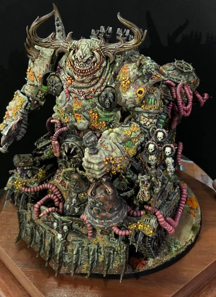 Nurgle Lord of Plagues